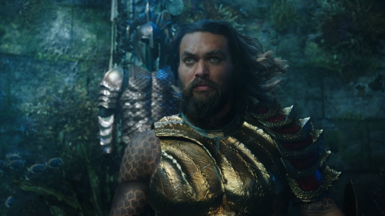 Aquaman - Official Movie Trailer - stagatv