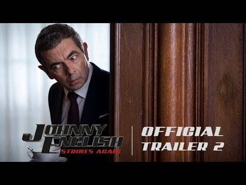 Johnny English Strikes Movie – Official Trailer [Watch]