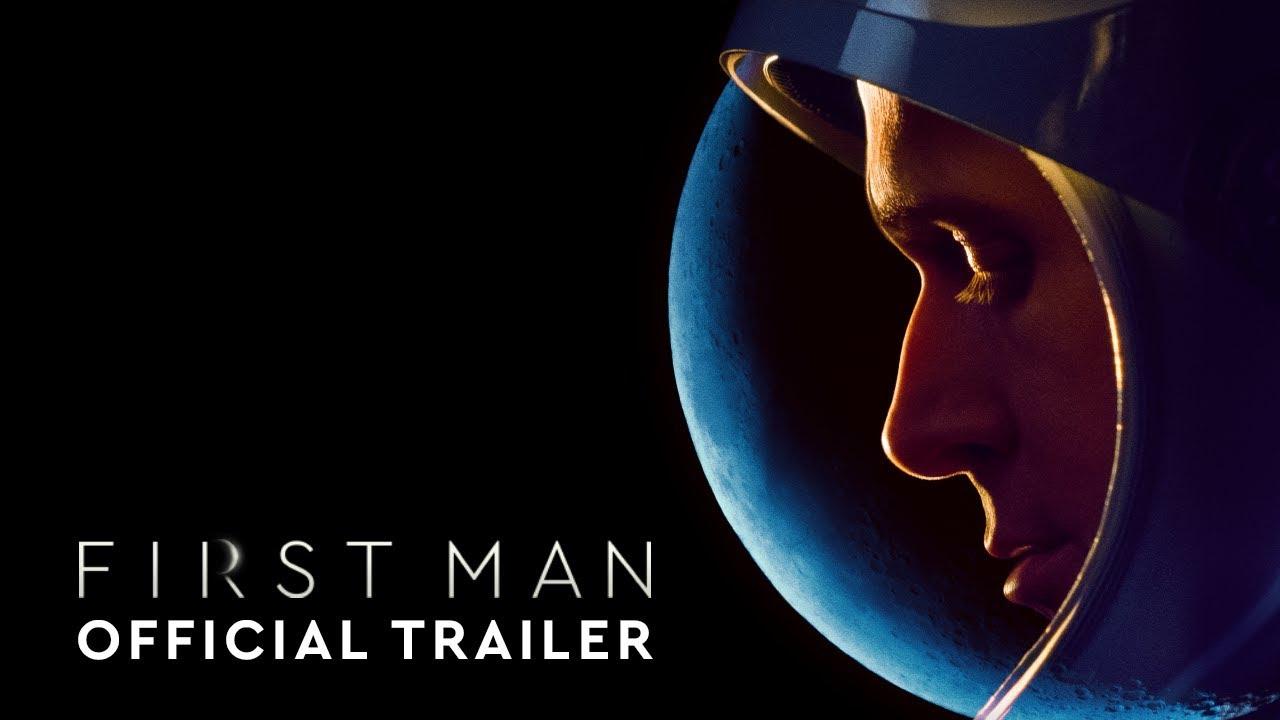First Man – Official Trailer 2 [Watch]