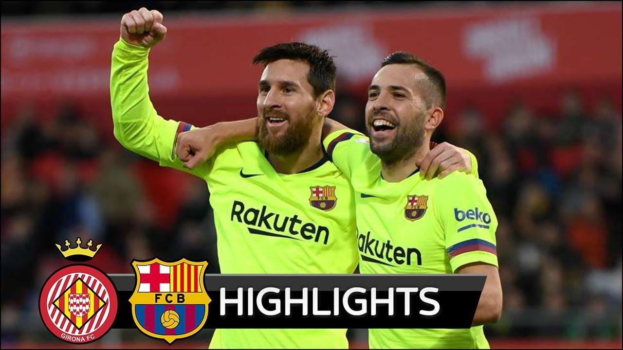 Gіrоnа Vs Ваrсеlоnа 0−2 Goals & Highlights - 2019
