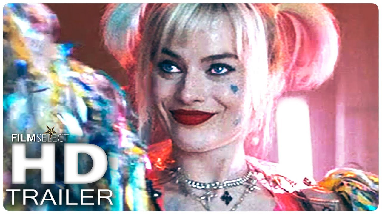 Birds Of Prey Trailer - Official Movie Teaser (2020)