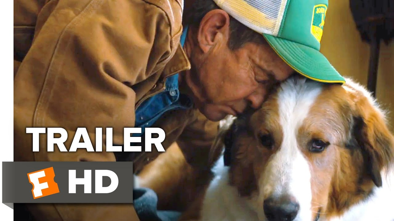 A Dog's Journey trailer