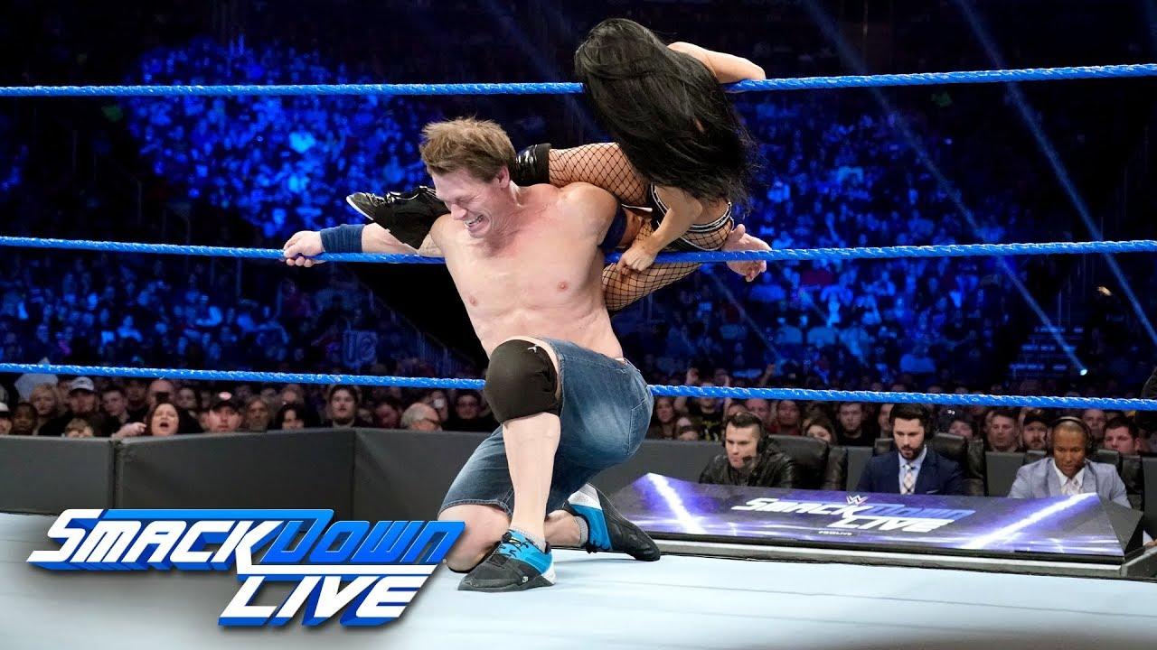 The John Cena fight