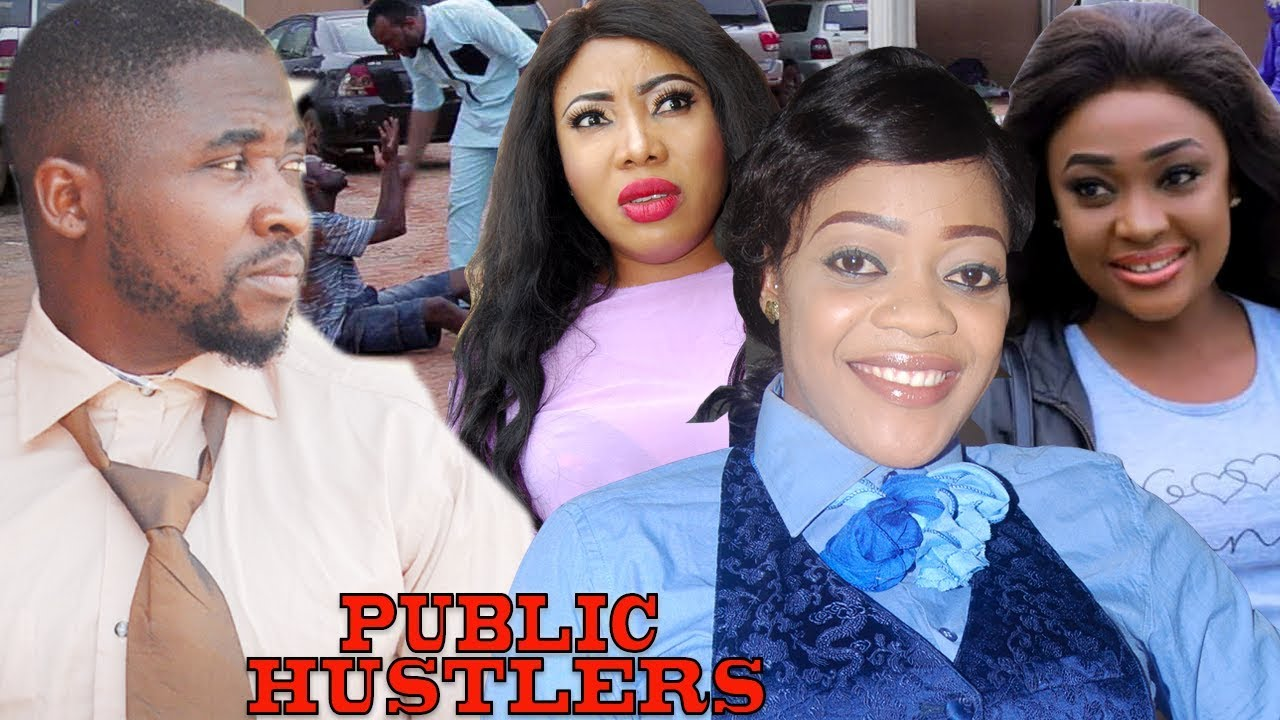 VIDEO: Public Hustlers Season 2 – Latest Nigerian Nollywood Movie 2018