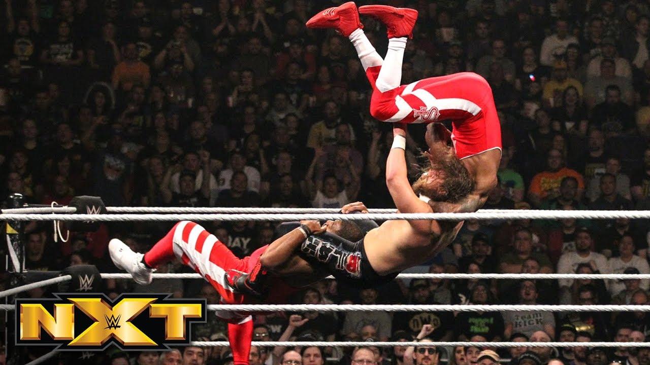 The Street Profits vs The Forgotten Sons – WWE NXT, Jan. 30 2019