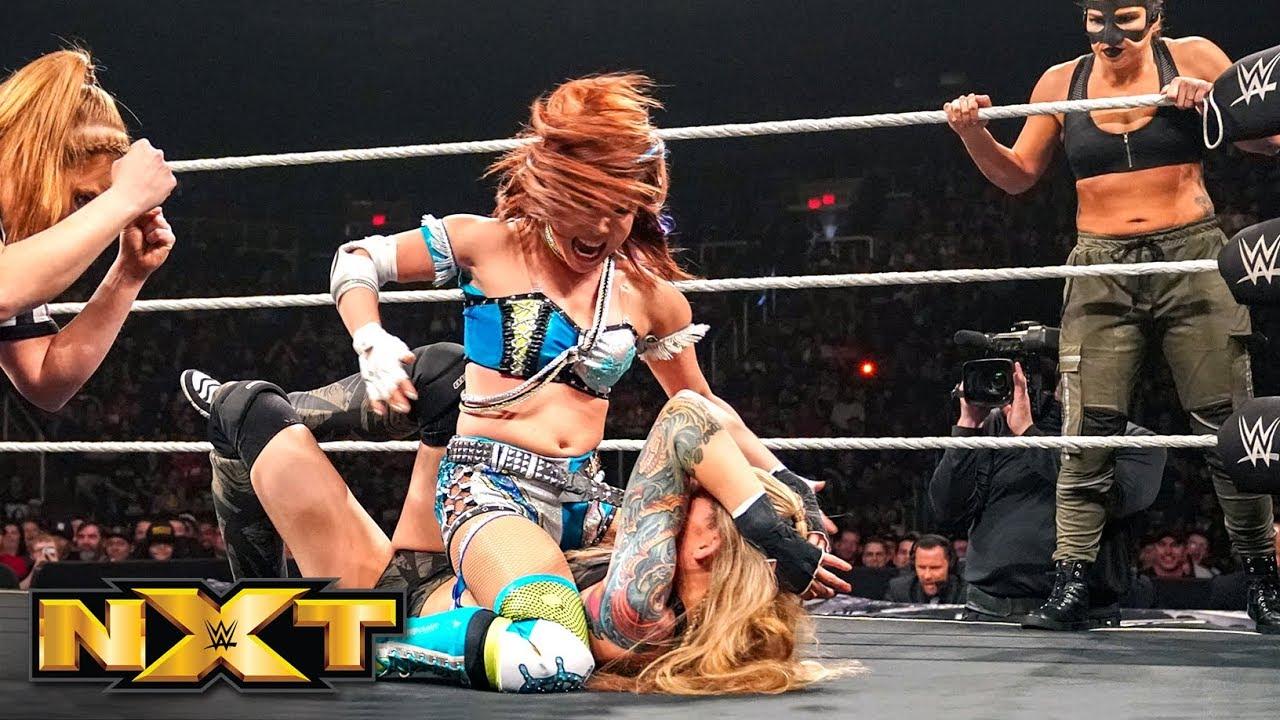 WWE 2019 Kairi Sane