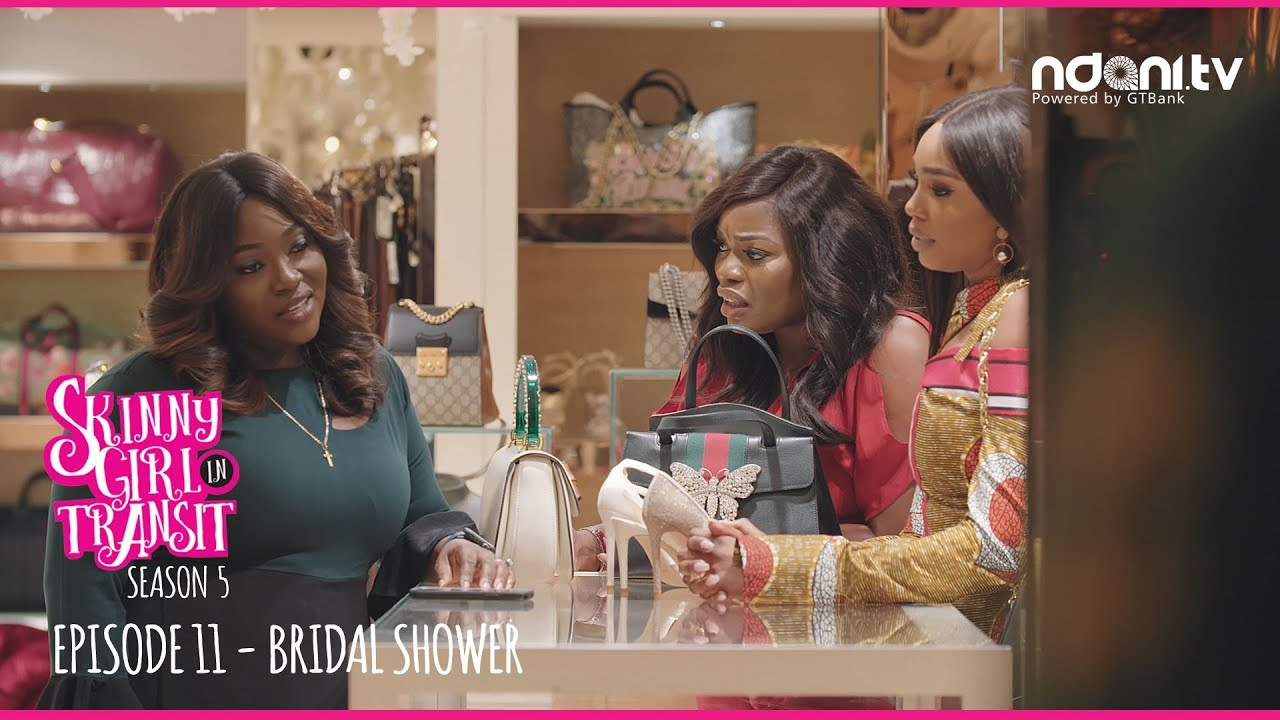 VIDEO: Skinny Girl in Transit - Bridal Shower