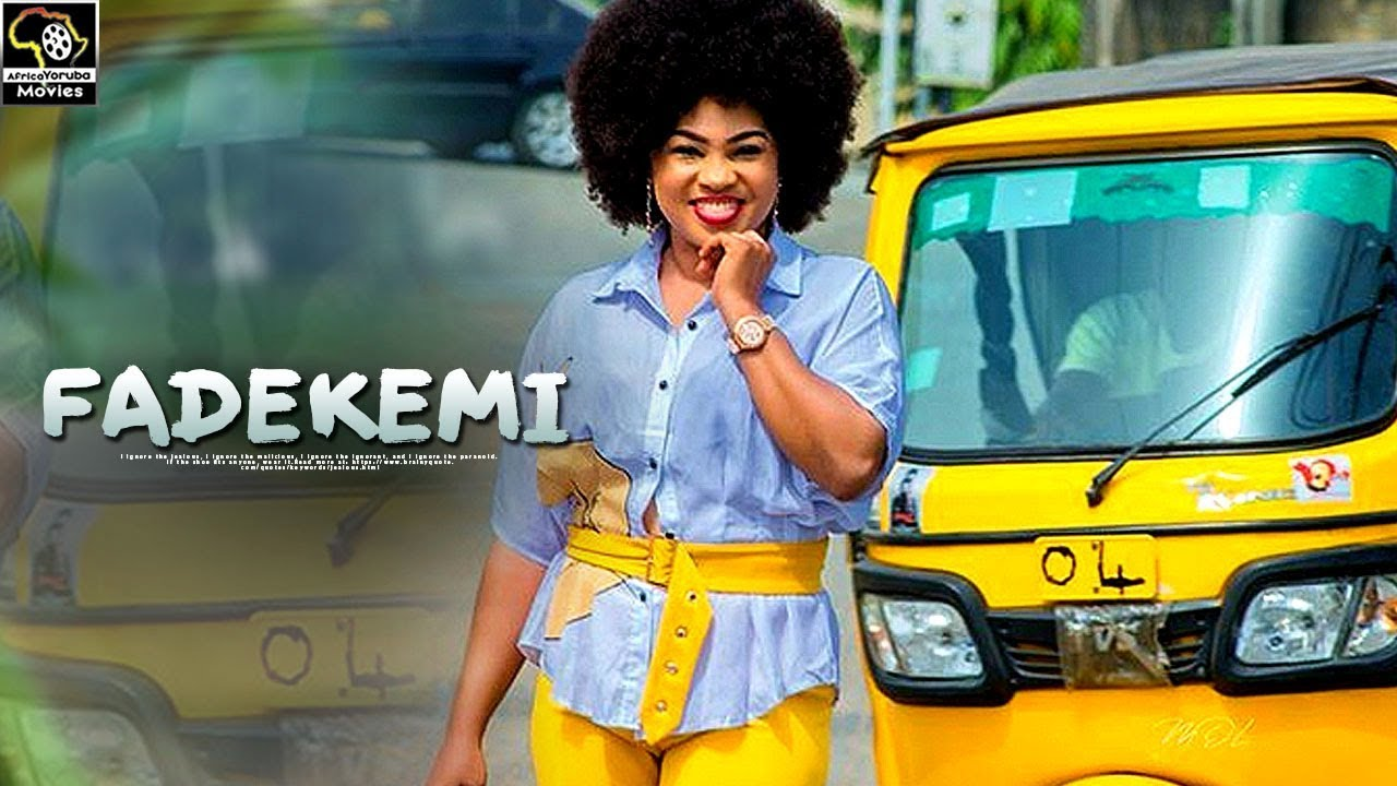 FADEKEMI Latest Yoruba Movie 2019