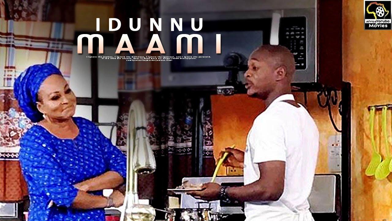 IDUNNU MAAMI – Latest Yoruba Movie 2019