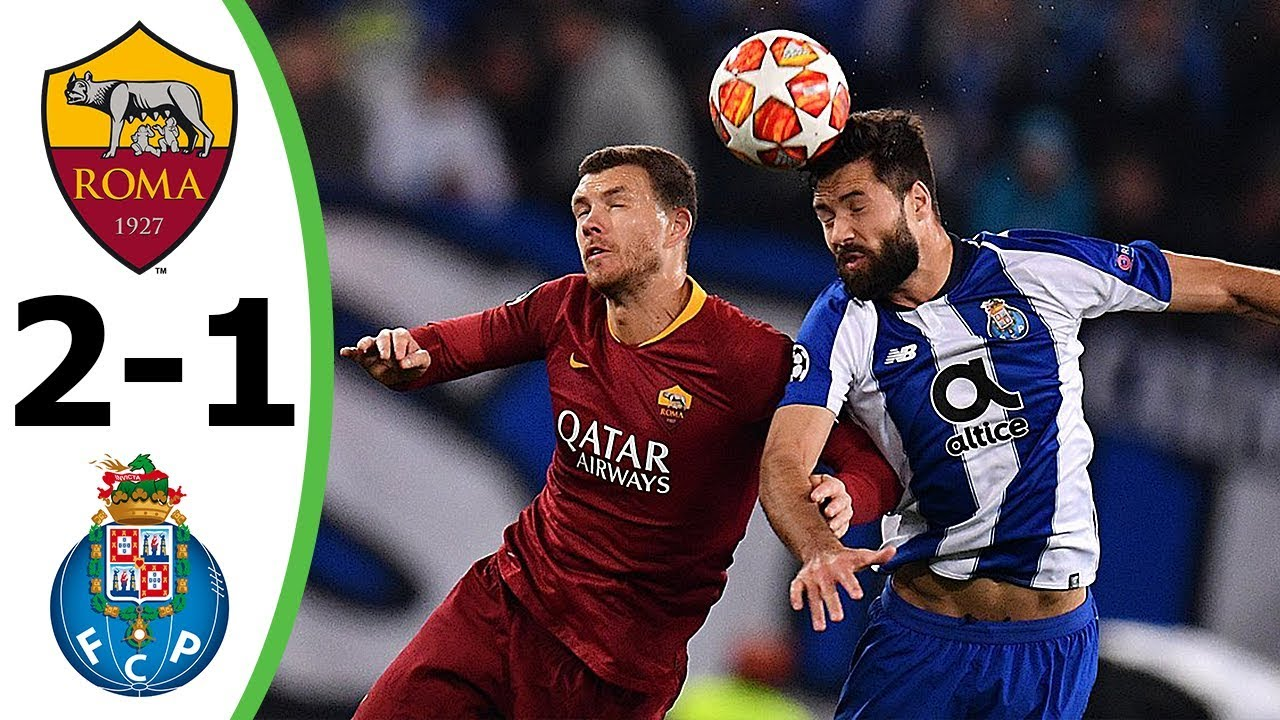 DOWNLOAD Roma Vs Porto 2 1 Goals U0026 Full Highlights U2013 2019