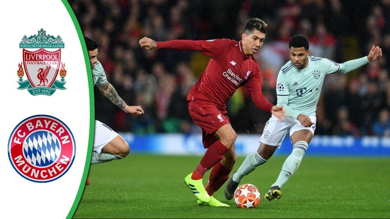 Liverpool vs Bayern Munich 0-0 Goals & Full Highlights – 2019