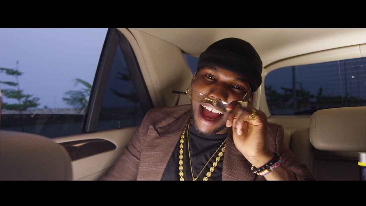 VICTOR AD FT DAVIDO – TIRE YOU (OFFICIAL VIDEO)