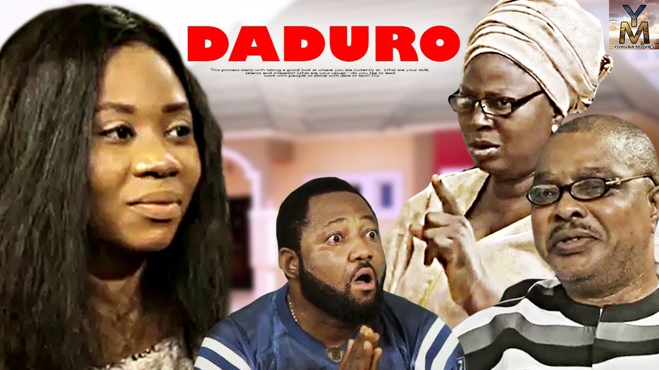 daduro latest yoruba movie 2019