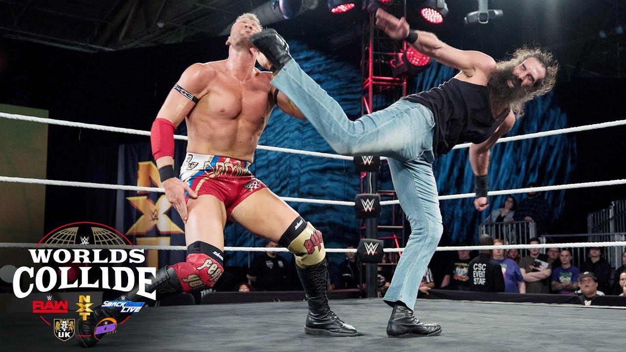 Harper vs. Dominik Dijakovic: WWE Worlds Collide, April 14, 2019