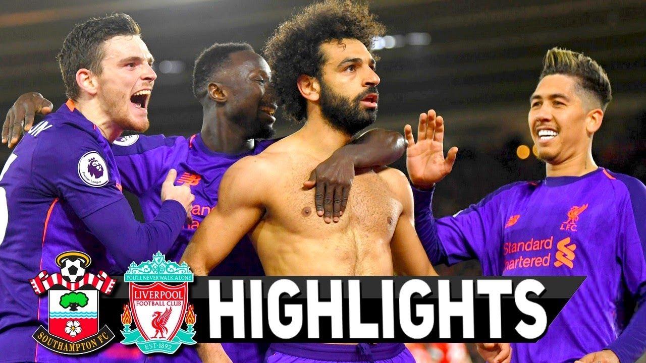 Southampton vs Liverpool 1-3 Goals & Full Highlights – 2019