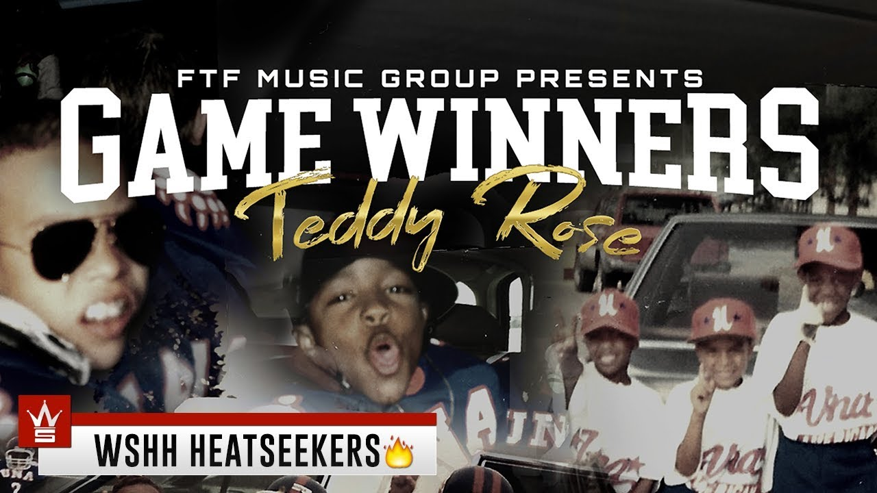 teddy rose game winners official