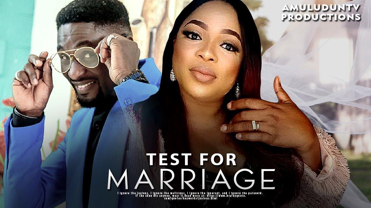 test for marriage latest yoruba
