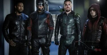 Arrow S07E22 Season 7 Episode 22 Season Finale