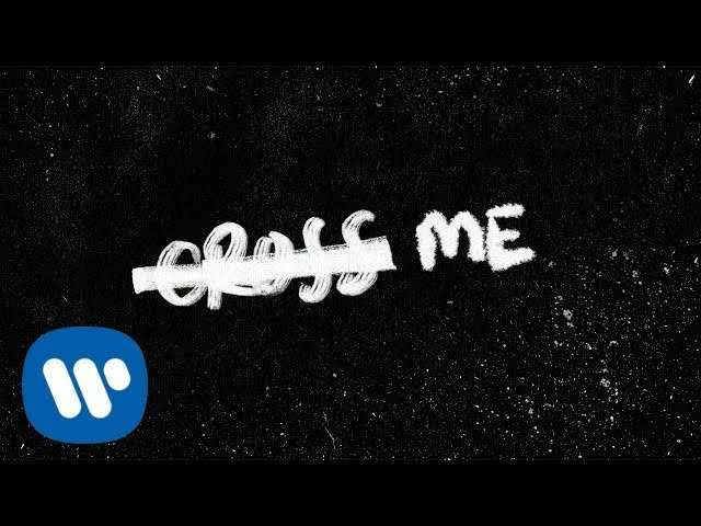 Ed Sheeran Ft Chance The Rapper & PnB Rock - Cross Me [Official Lyric Video]