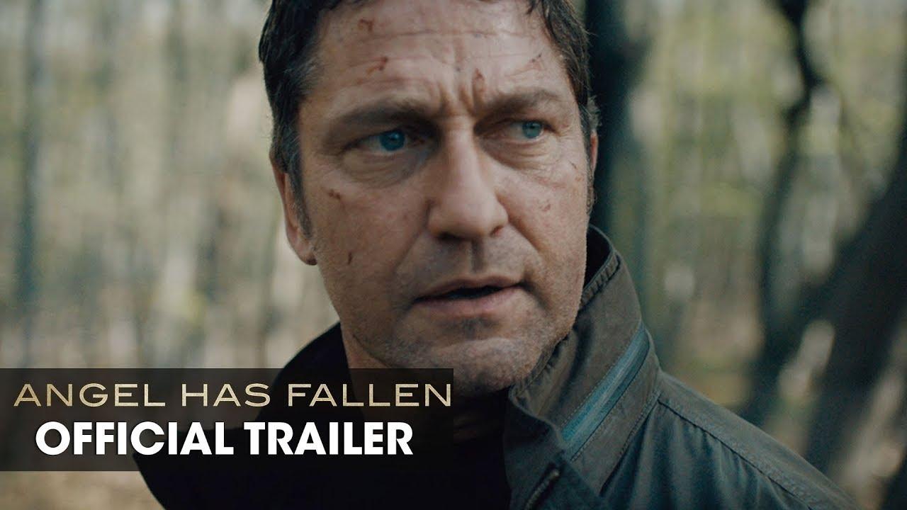 angel has fallen official movie