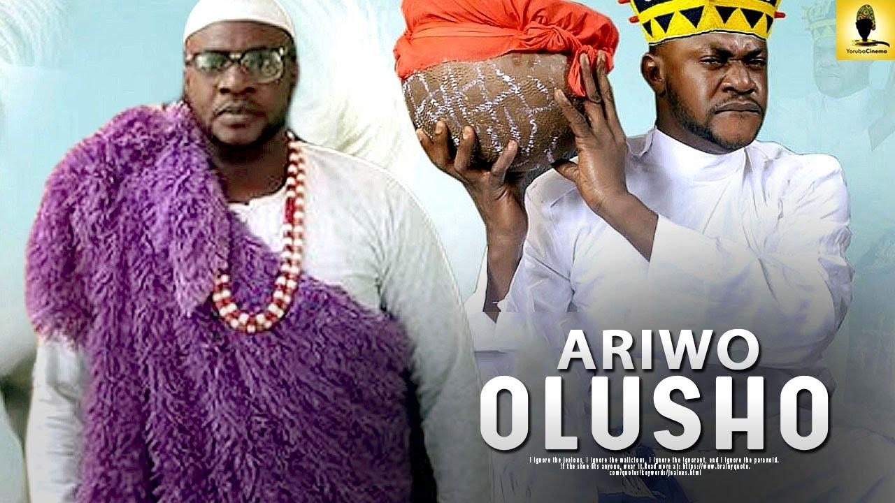 ariwo olusho latest yoruba movie