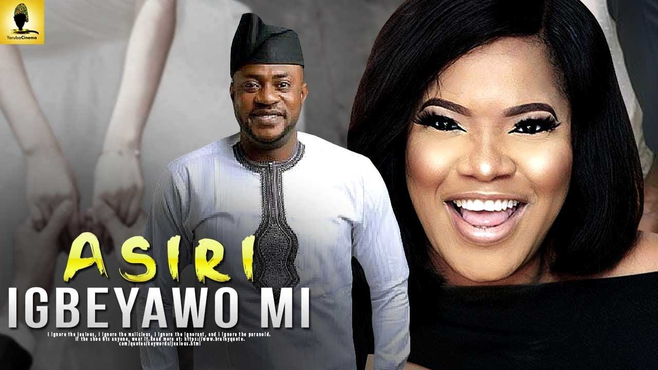 asiri igbeyawo mi latest yoruba