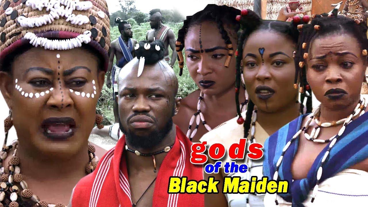 gods of the black maiden season 4
