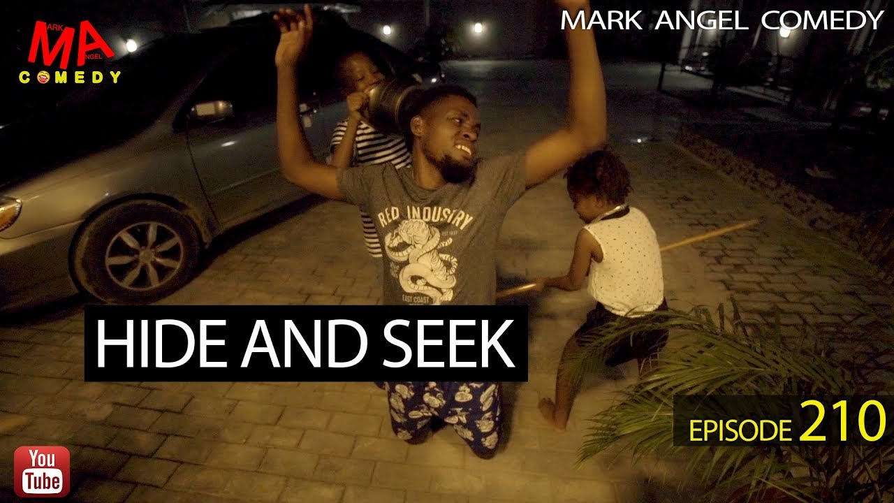 hide and seek mark angel comedy
