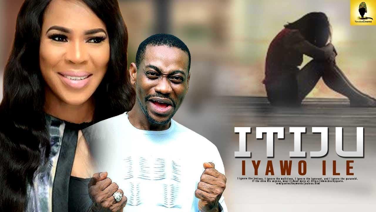 itiju iyawo ile yoruba movie 201