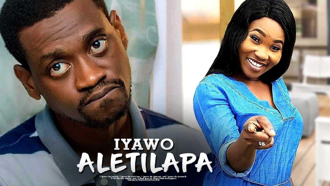 iyawo aletilapa yoruba movie 201