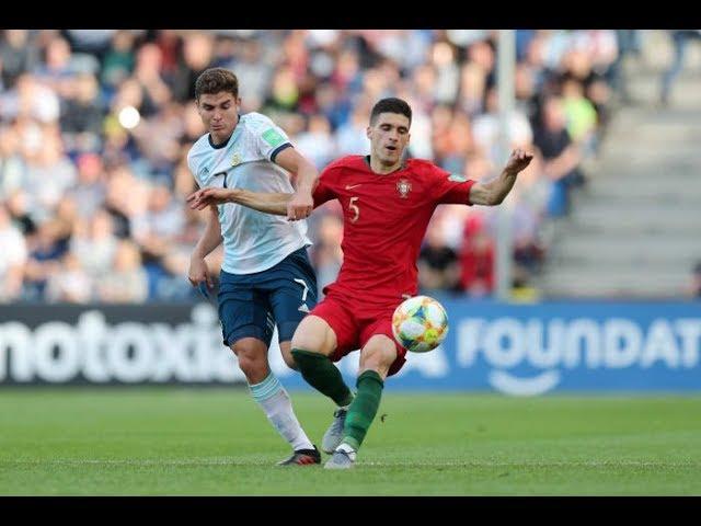 Portugal u20 v Argentina u20 0-2 Goals + Highlights – 2019