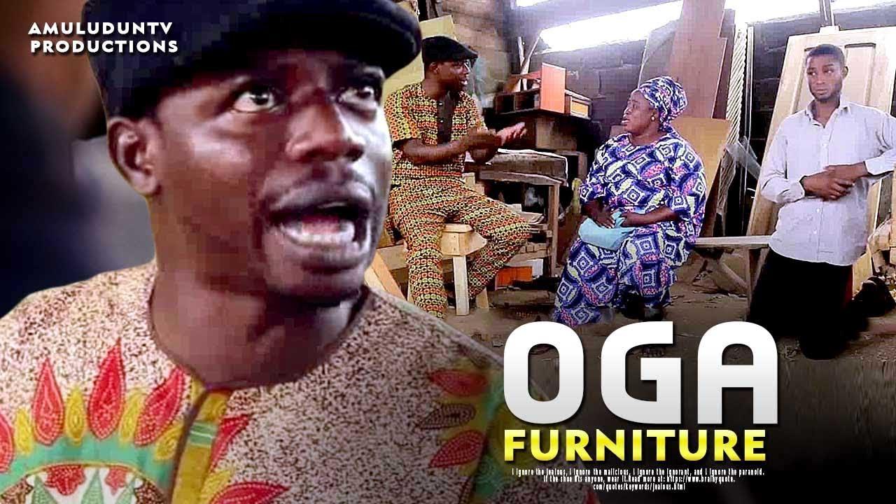 oga furniture yoruba movie 2019