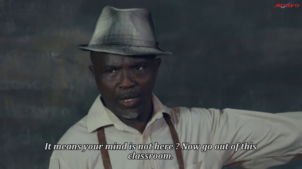 oluko agba latest yoruba movie 2