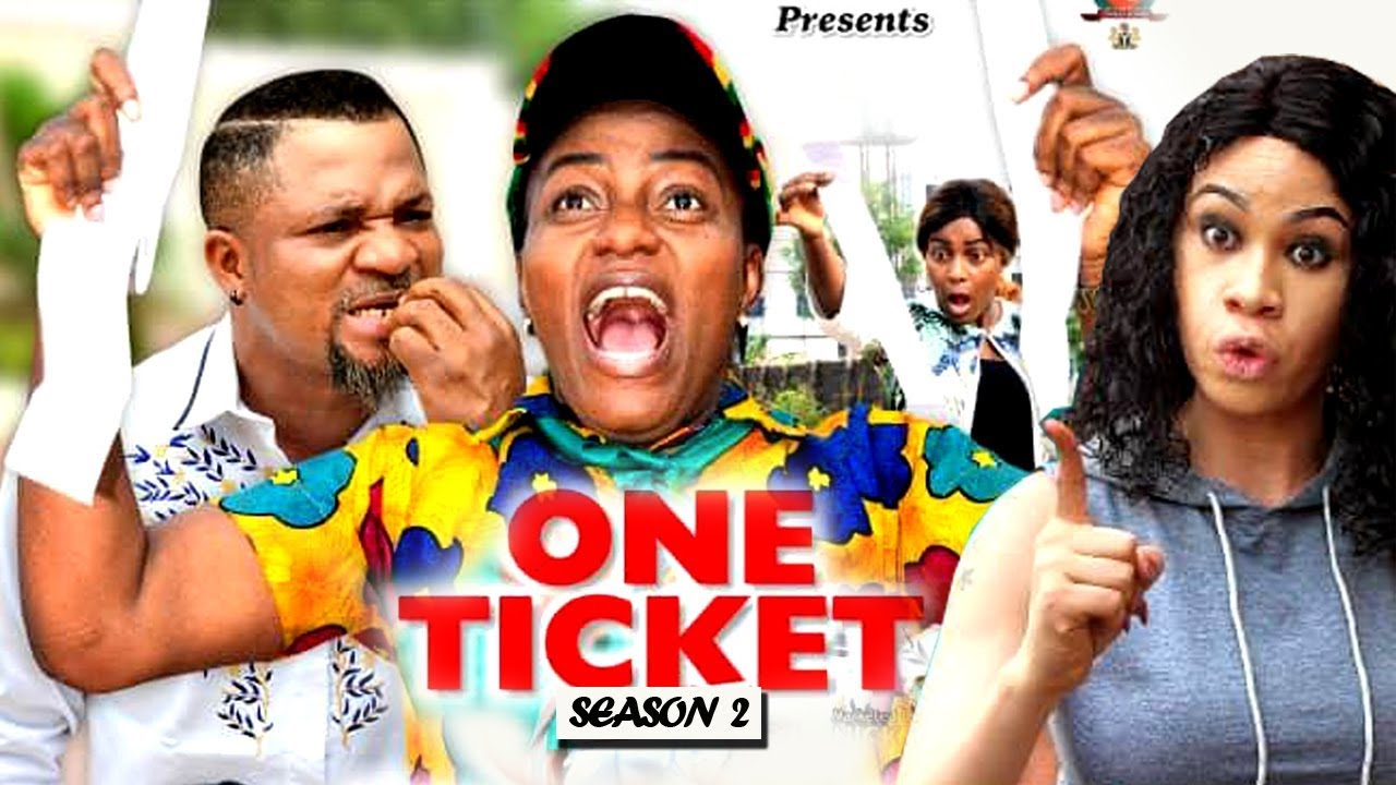one ticket season 2 nollywood mo