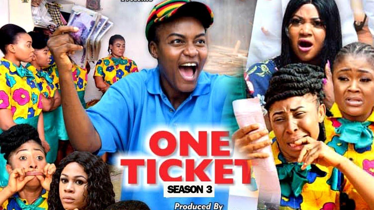 one ticket season 3 nollywood mo
