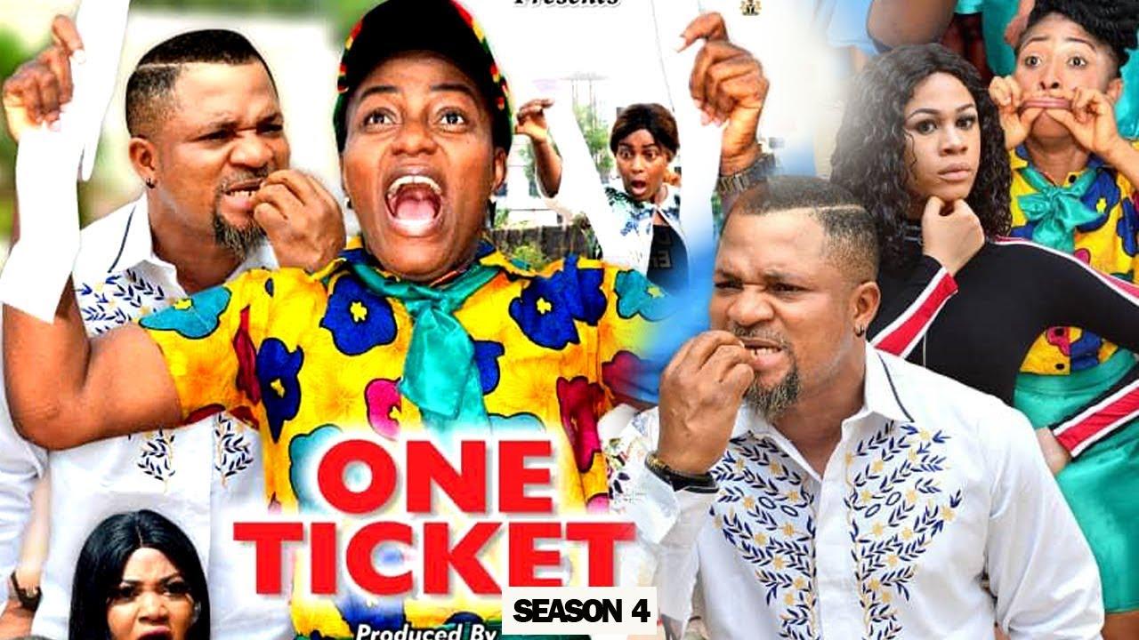 one ticket season 4 nollywood mo
