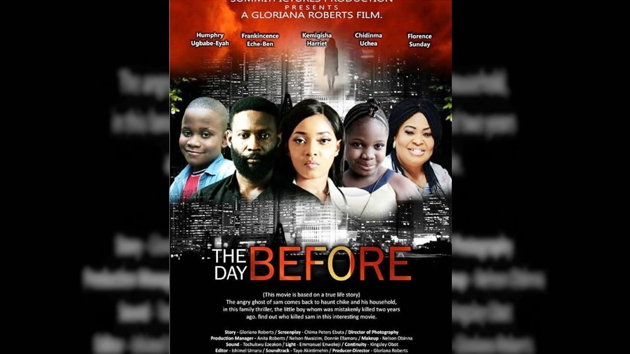 the day before yoruba movie 2019