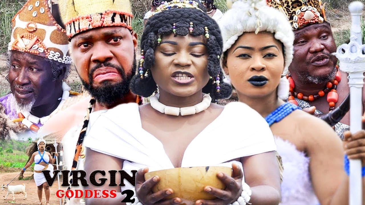 virgin goddess part 2 nollywood