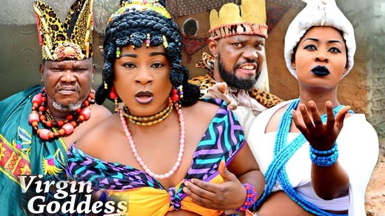 virgin goddess part 3 nollywood
