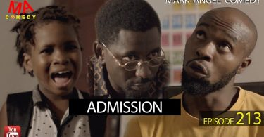 admission mark angel comedy epis