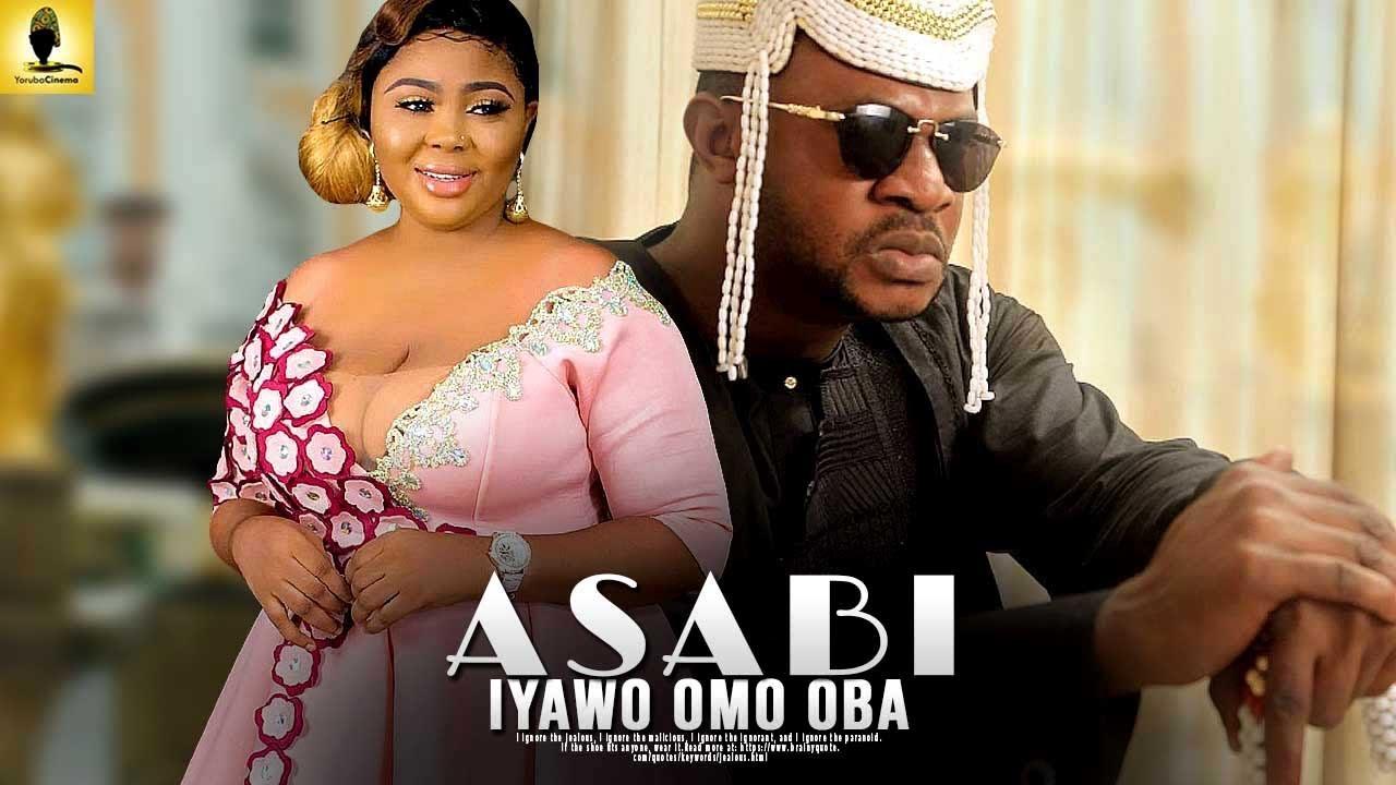 asabi iyawo omo oba yoruba movie