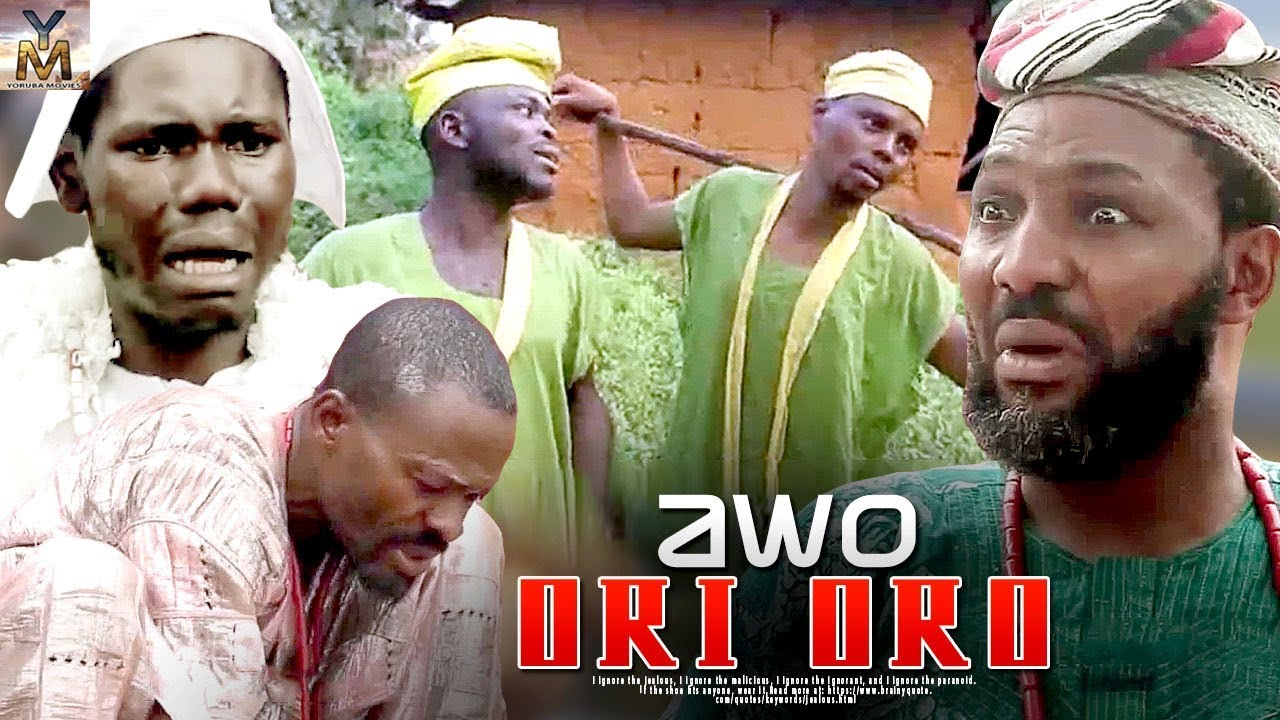 awo ori oro latest yoruba movie