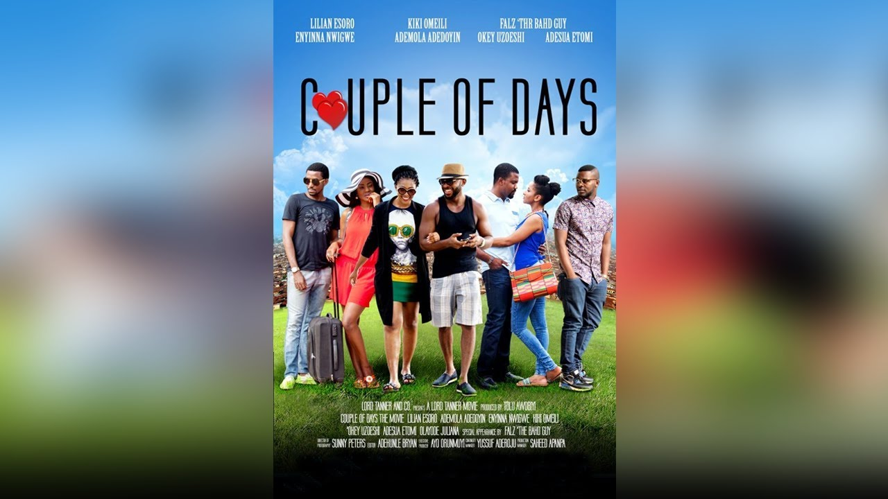 couple of days nollywood movie 2