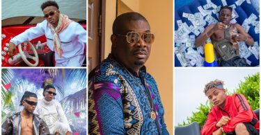 Mavins - All Is In Order Ft Don Jazzy, Rema, Korede Bello, DNA & Crayon [Official Music Video]