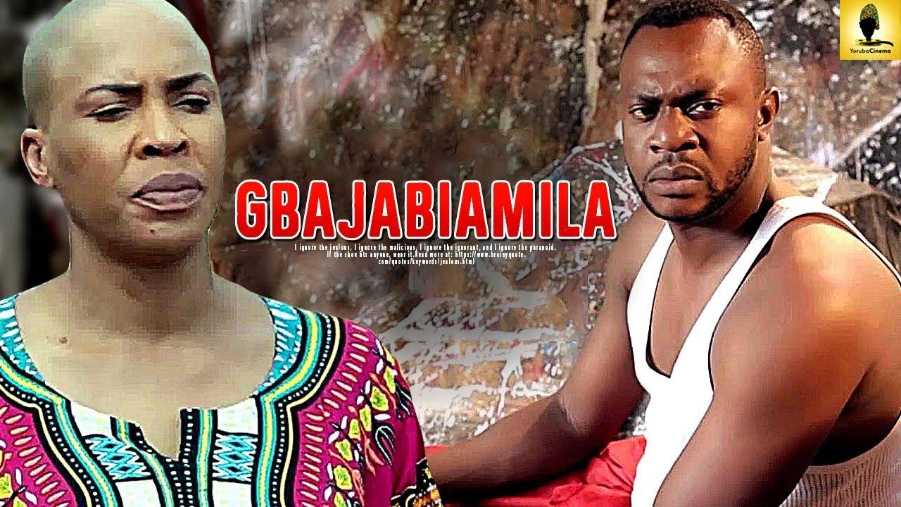 gbajabiamila latest yoruba movie