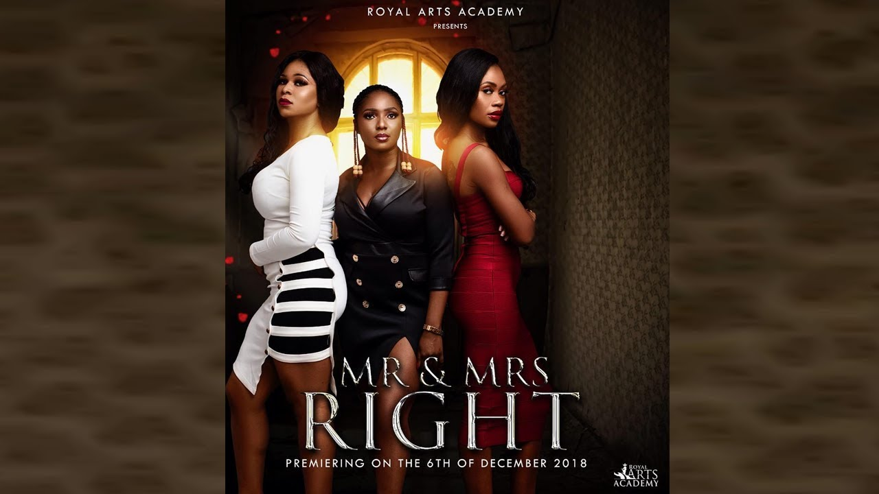 mr mrs right nollywood movie 201