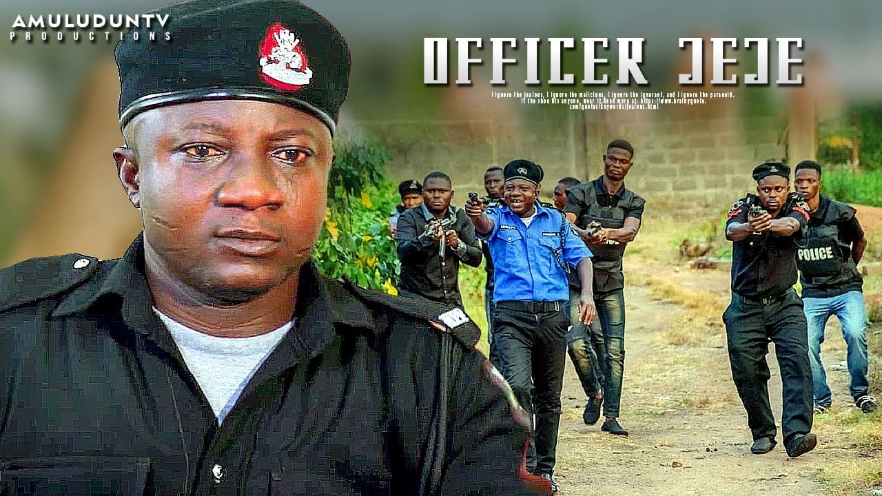 officer jeje latest yoruba movie