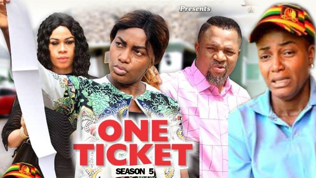 one ticket season 5 nollywood mo
