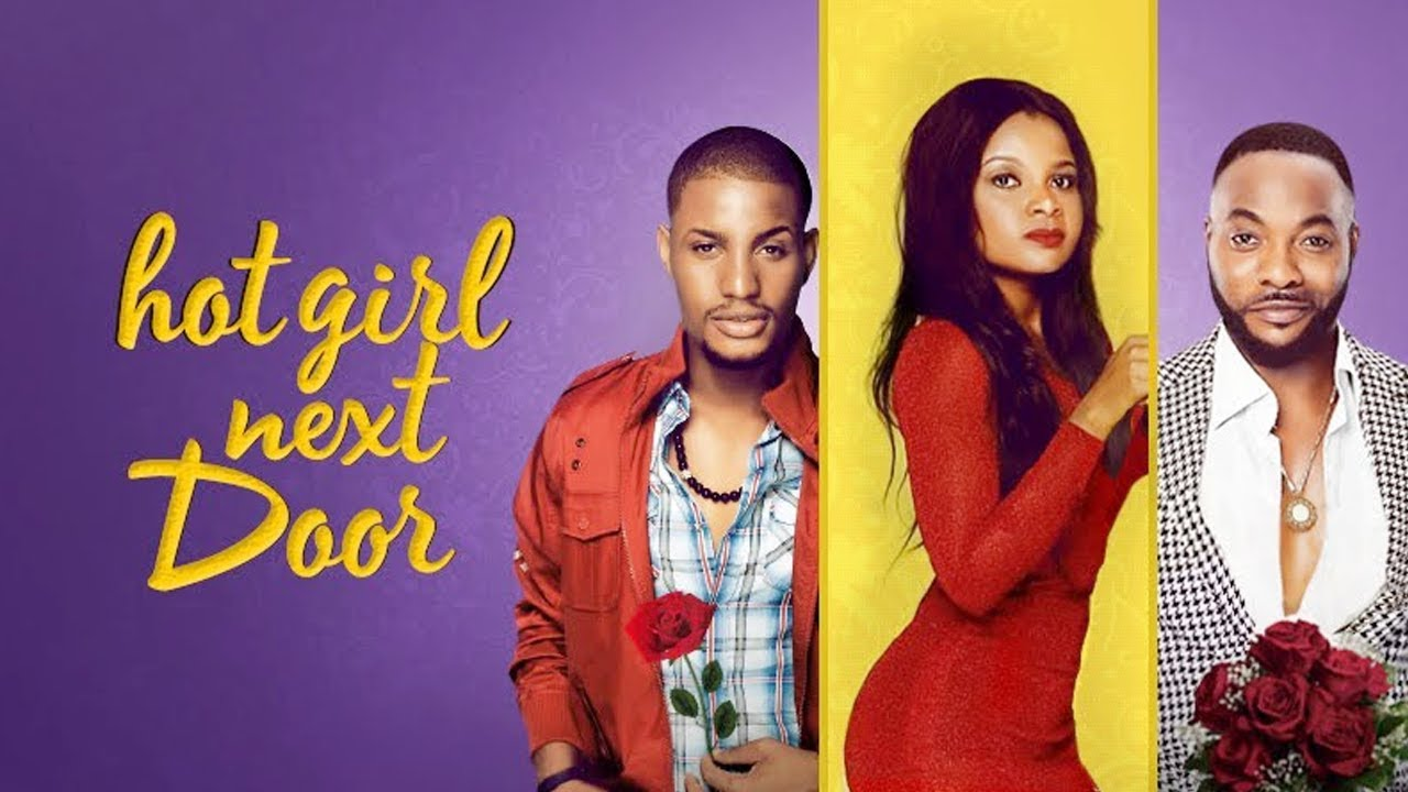 the hot girl next door nollywood