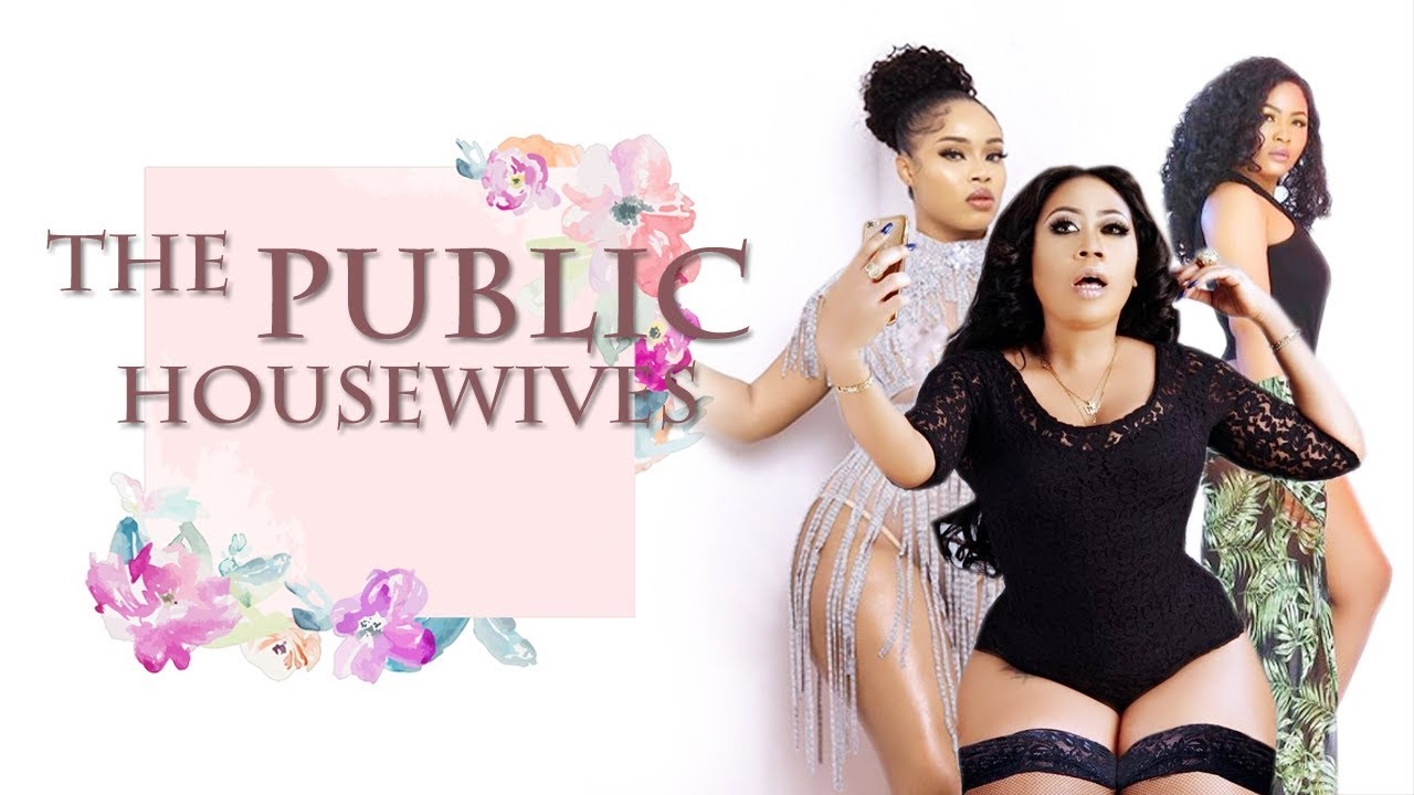 the public housewives nollywood